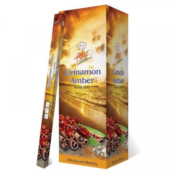 Cinnamon Amber