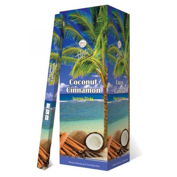 Cinnamon coconut