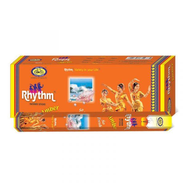 Rhythm Amber